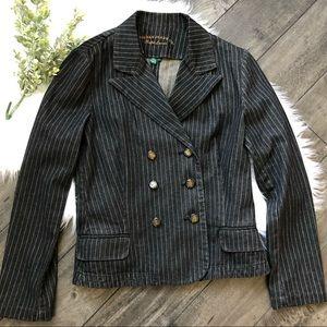 Ralph Lauren Jeans Blazer Jacket